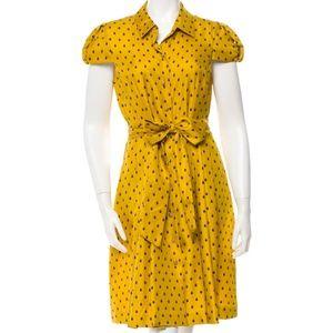 Kate Spade owl print dress